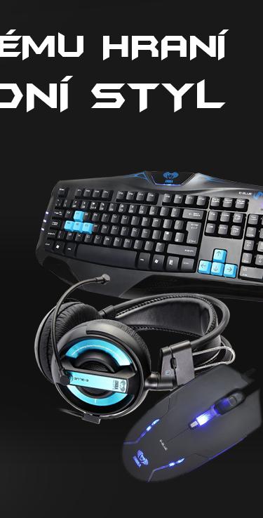 E-Blue Cobra Set