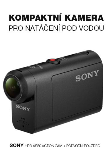 Digitální kamera Sony HDR-AS50 Action Cam
