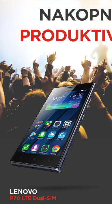 Lenovo P70 LTE Dual-SIM