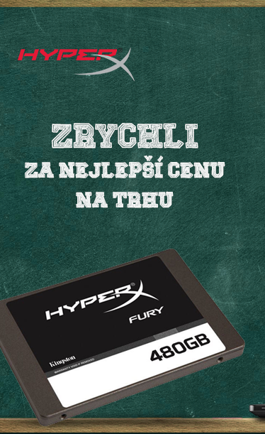 HyperX Fury 480GB