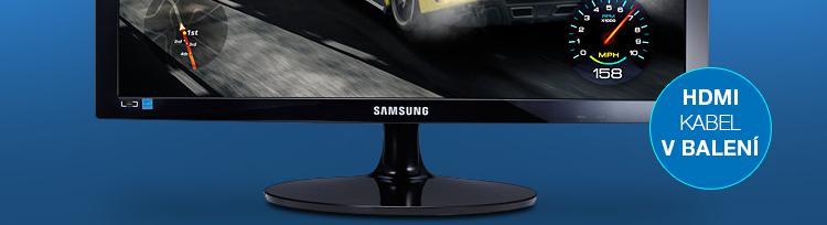 LCD Monitor 24 SAMSUNG LS24D330HSX-EN