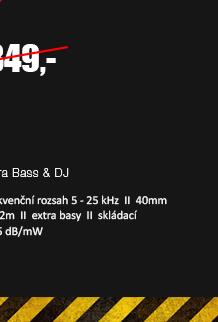SONY MDR-V55 EXTRA BASS & DJ s