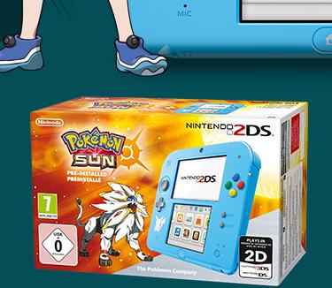 Nintendo 2DS Pokémon Ed