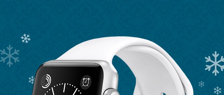 Apple Watch SPORT Silver