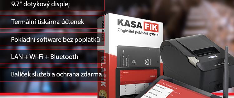 Pokladní set KASA FIK DESK 9