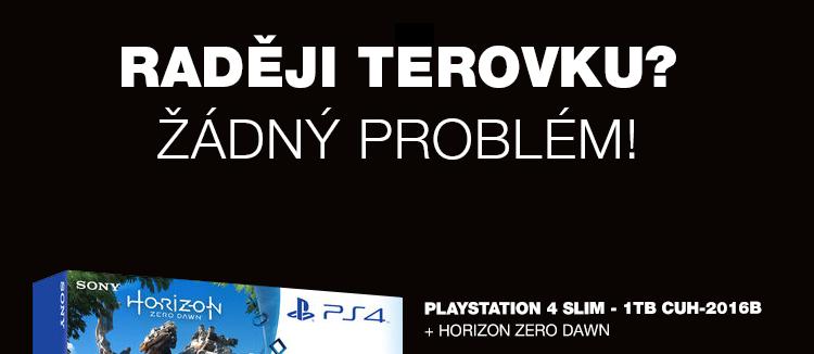 SONY PlayStation 4 - 1TB slim Black CUH-2016B