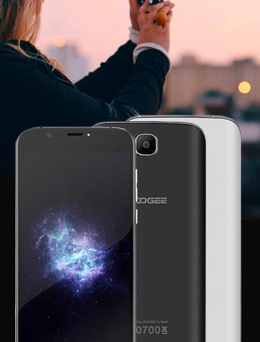 DOOGEE X9 Mini 8GB černá
