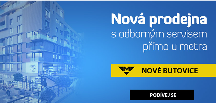 Mironet Praha 13 Nové Butovice