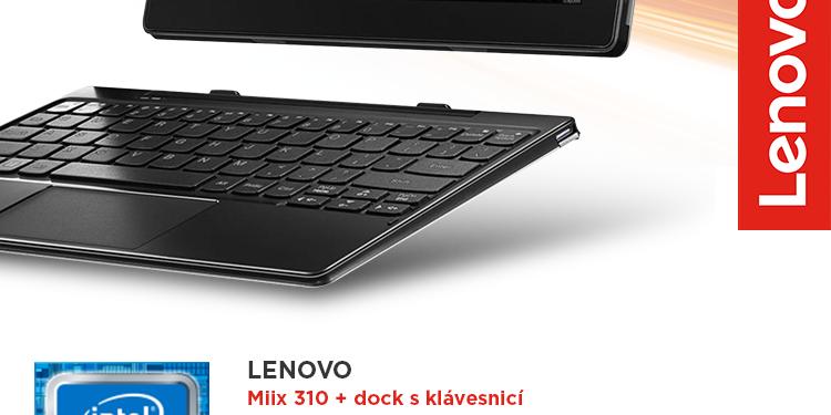 Lenovo IdeaTab MIXX 310