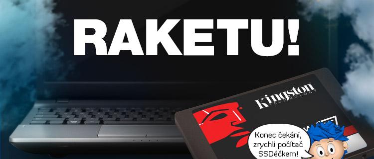 upgrade notebooku SSD
