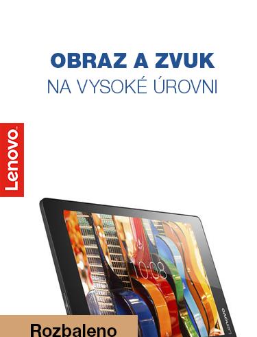 Rozbaleno - Lenovo Tab 3 8 Plus modrá