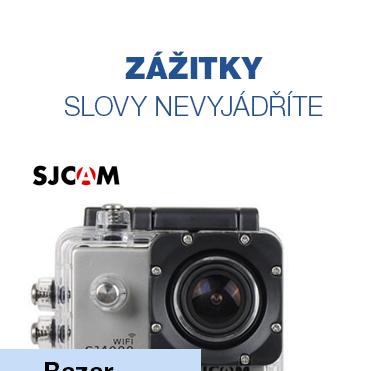 Bazar - SJCAM SJ4000 Wi-Fi