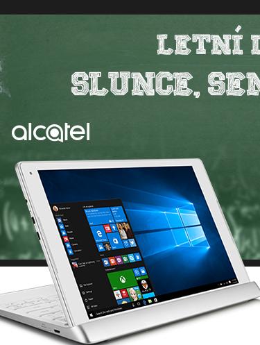 Alcatel Plus 10 s LTE klávesnicí