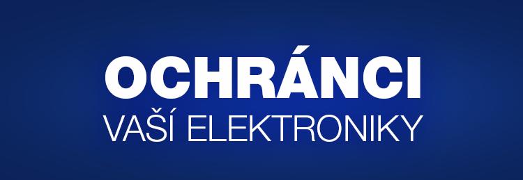ochránci vaší elektroniky