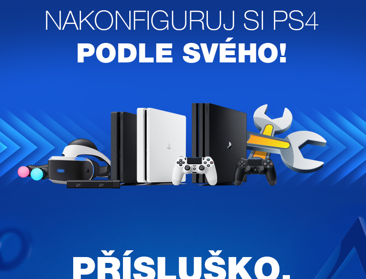 Playstation 4 - konfigurátor