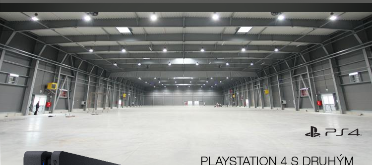 Sony PlayStation 4 500 GB Slim