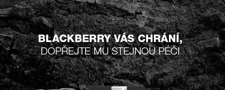 BlackBerry pouzdro