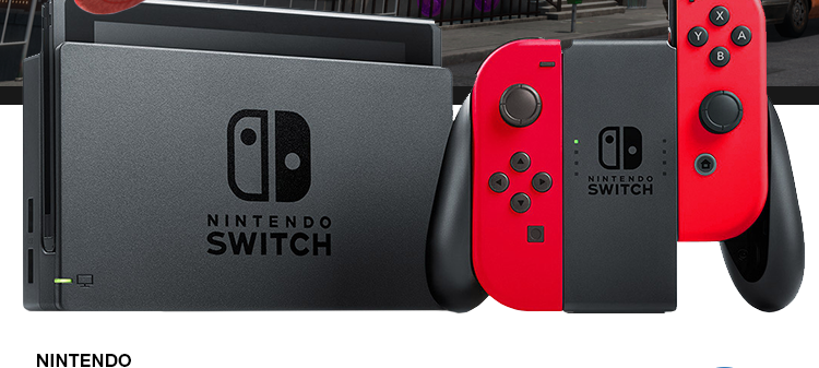 Nintendo Switch Joy-Con Red