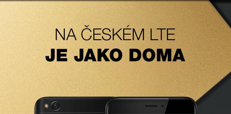 Xiaomi Redmi 4X 32GB CZ LTE Global černá