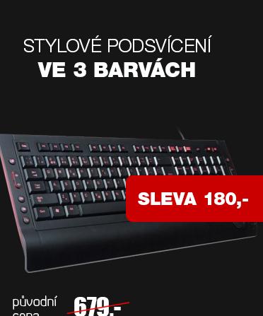 CONNECT IT klávesnice Premium CI-46