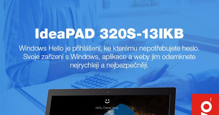 Lenovo IdeaPad 320S-13IKB