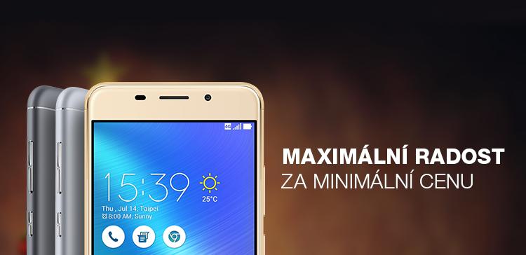 ASUS Zenfone 3 Max ZC553KL 32GB
