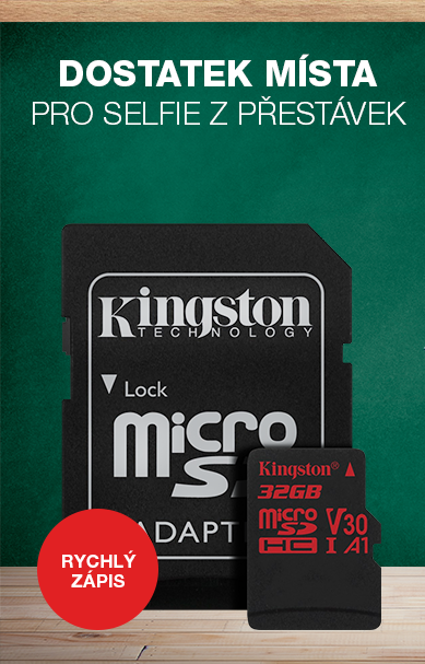 Kingston Canvas React microSDHC 32GB