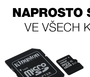 Kingston Canvas Select micro SDHC 16GB