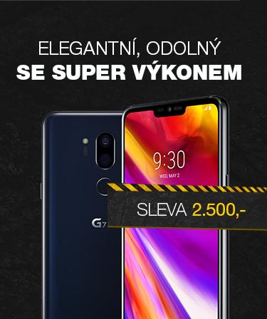 LG G7 ThinQ New Aurora Black