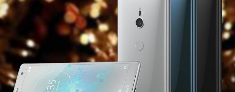 Sony Xperia XZ2 Compact DS bílá