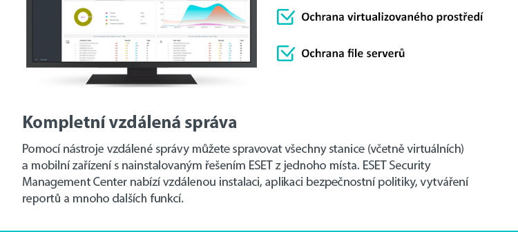ESET Secure Office, 5 stanic, 1 rok