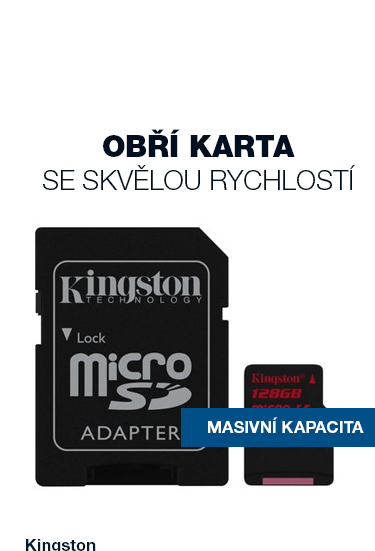 Kingston Canvas React micro SDXC 128GB