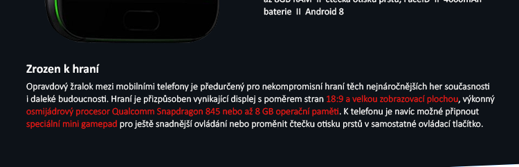 Xiaomi Black Shark LTE