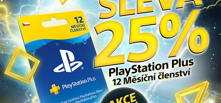 Sony Playstation Plus Card