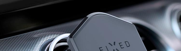 FIXED Icon Air Vent magnetický držák do ventilace s kloubem a kabelovým organizérem