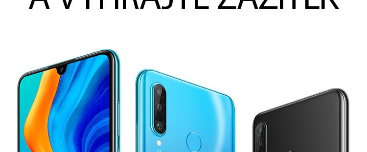 Huawei P30 Lite předobjednávky se souteží