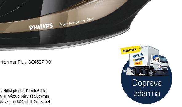 Philips Azur Performer Plus GC4527-00