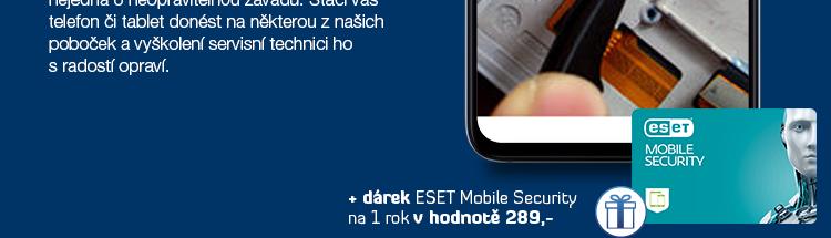 Výměna sluchátkového konektoru mobilu nebo tabletu
