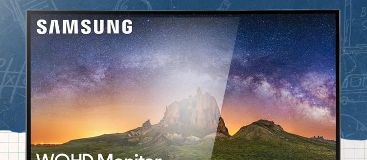 LCD Monitor 27 Samsung CJG5