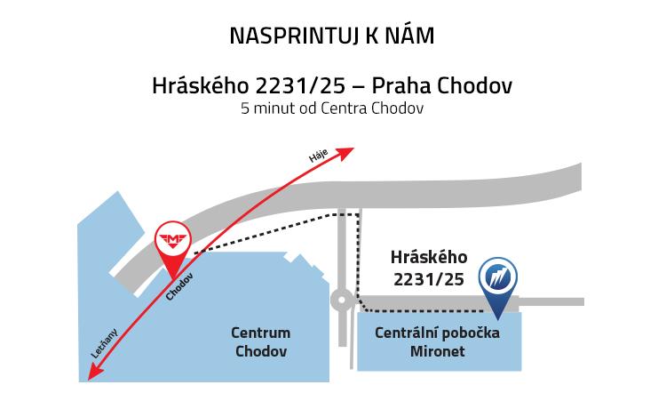 Hráského 2231/25 Praha-Chodov