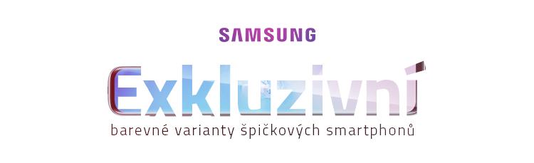 Exkluzivní barevné varianty špičkových smartphonů