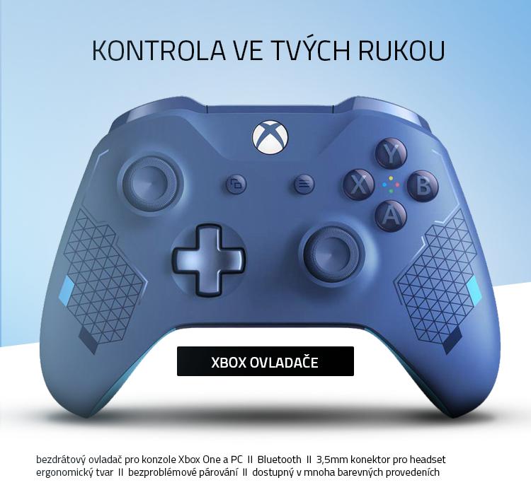 Xbox ovladače
