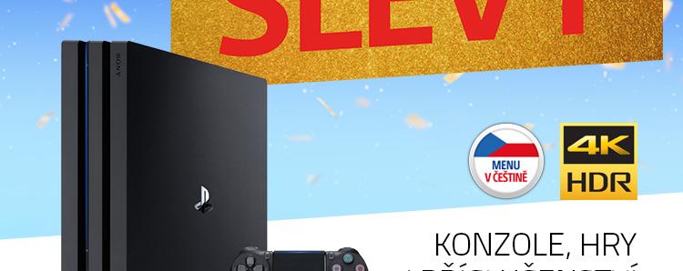 Senzační nabídky Playstation