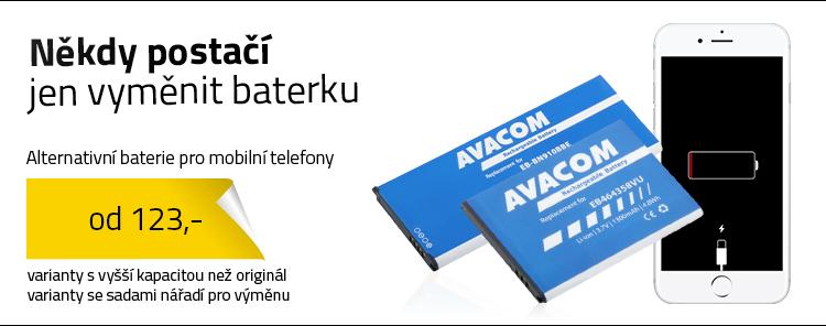 AVACOM příslušenství pro mobilní telefony baterie AVACOM příslušenství pro mobilní telefony baterie AVACOM příslušenství pro mobilní telefony baterie AVACOM příslušenství pro mobilní telefony baterie AVACOM příslušenství pro mobilní telefony baterie