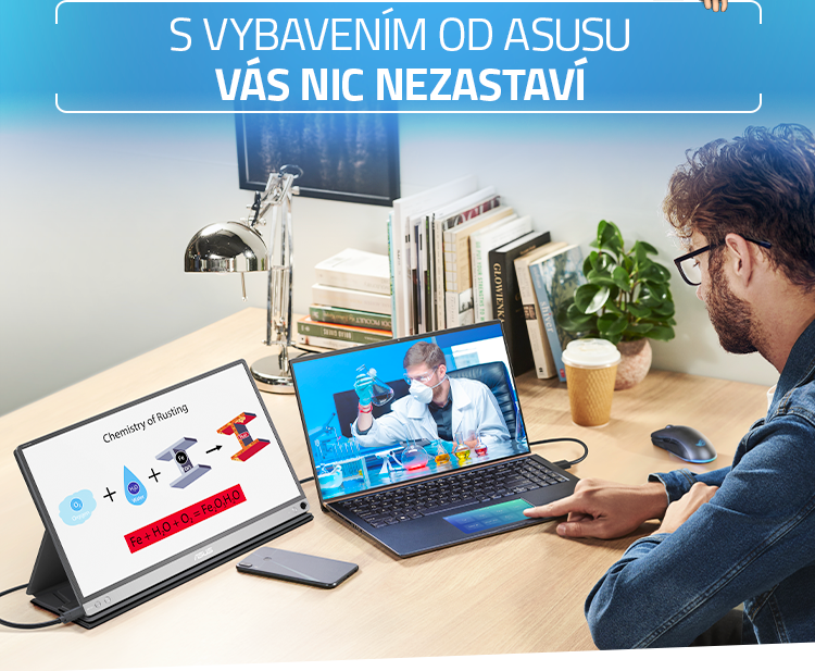 """LCD Monitor 15.6"""" ASUS MB16ACE"""