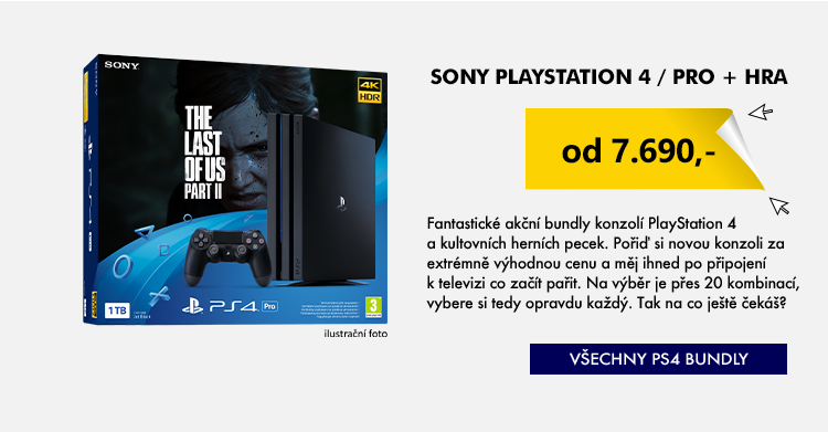 Sony Playstatiom 4 / Pro + Hra