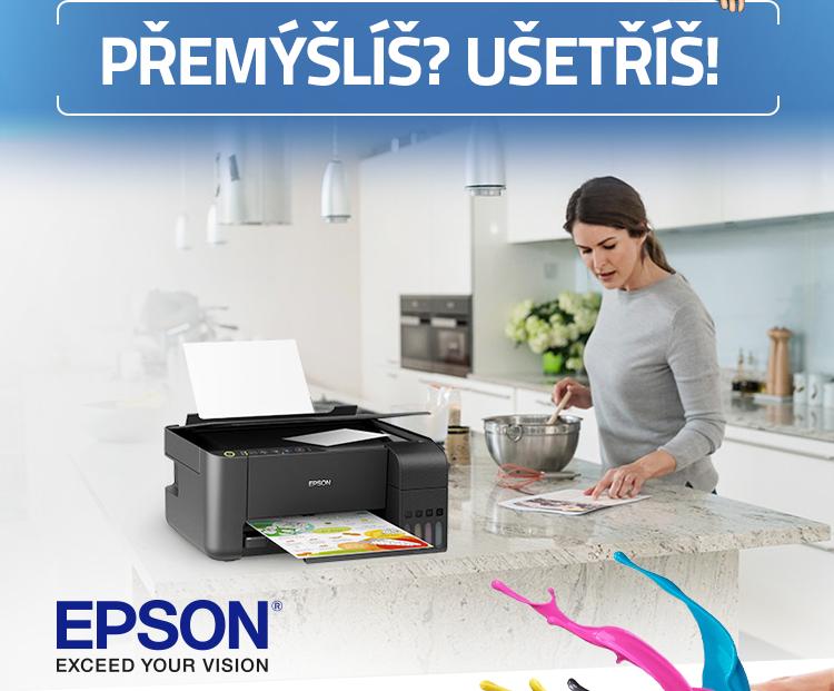 Tiskárny Epson