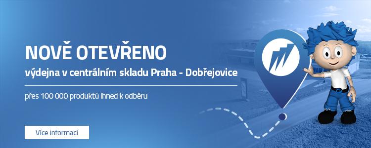 Nová výdejna Dobřejovice