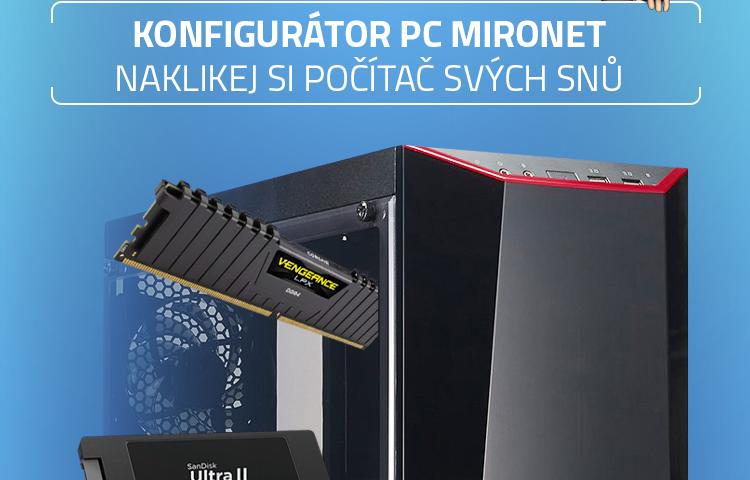 PC Mironet - Konfigurátor