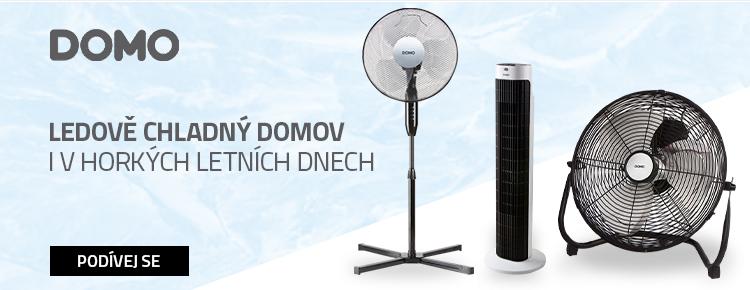 Ventilátory Domo